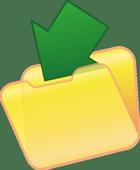 Yandex.Browser жүктеу үшін қалта