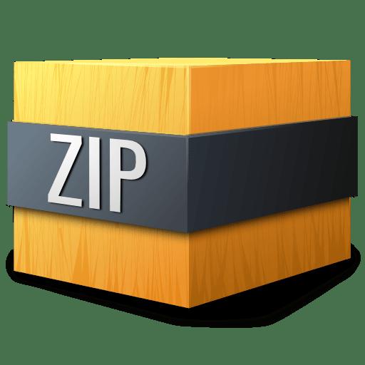 Zip formátum