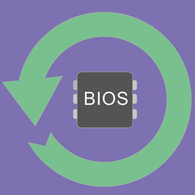 BIOS параметрлерін қалай қалпына келтіруге болады