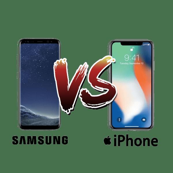 Daha iyi iphone veya samsung nedir