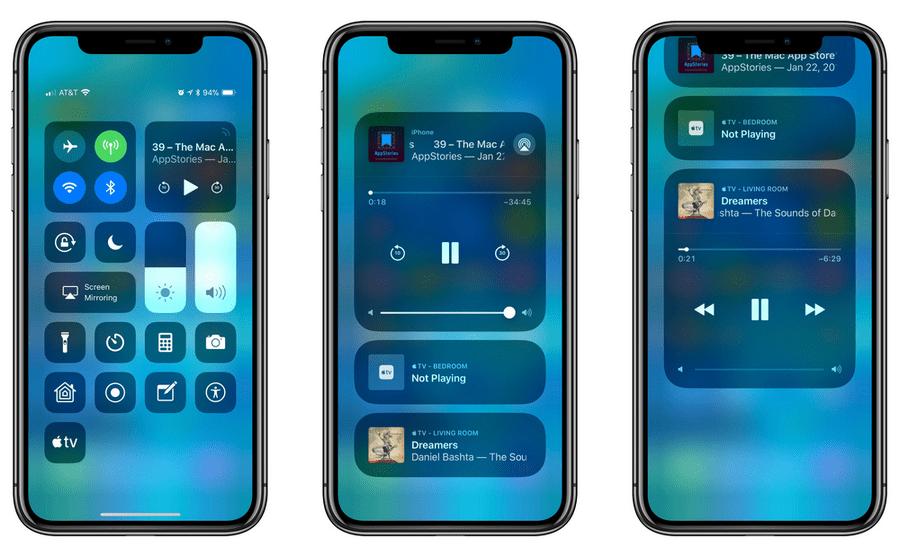 iOS 12 iPhone'da