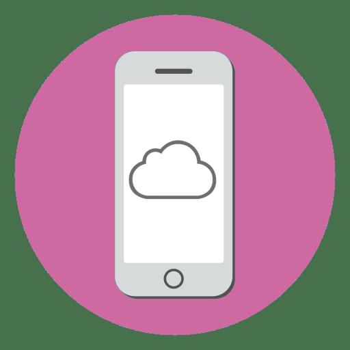 Az iCloud létrehozása iPhone-on