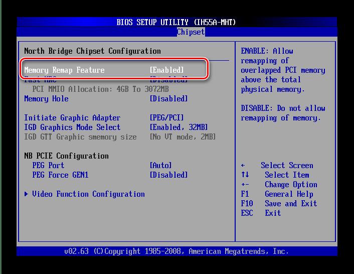 Aktivera minnesförplacering för att lösa problemet med oanvänd RAM i Windows 10