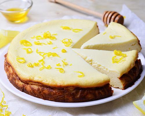 Cheesecake al Miele di Fiori Luna di Miele®