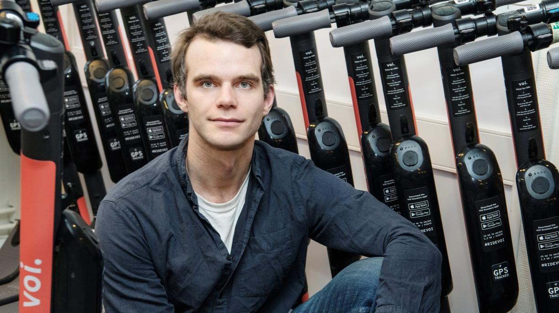 Voi CEO Fredrik Hjelm