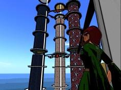 The tall cylinders of Ko-ro-ba