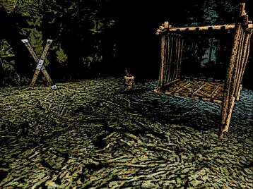 The dark dungeon