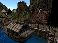Gimli village