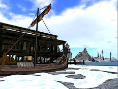 Odin's port