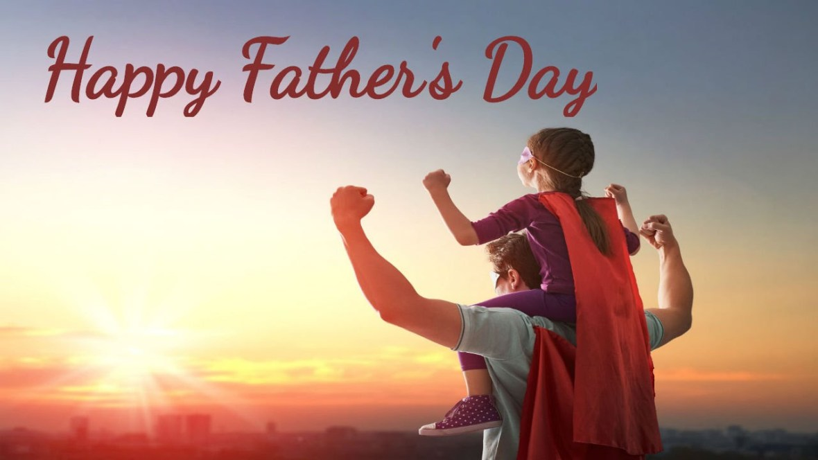 Fathers Day Super Hero