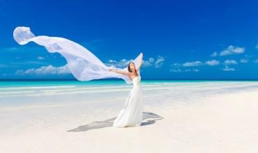 Casatorie pe o insula privata