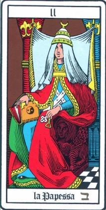 papessa sacerdotessa