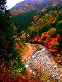 The Jōshin'etsu Kōgen National Park, Japan