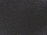 レザー生地サンプル:黒