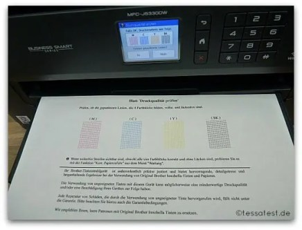Brother MFC-J5330DW 4-IN-1 Tintenstrahl-Multifunktionsdrucker WLAN A3