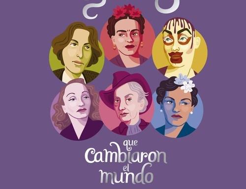 50 QUEERS QUE CAMBIARON EL MUNDO . UN TRIBUTO A LOS ÍCONOS LGTBIQ+