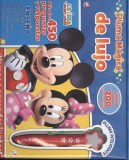 LÁPIZ MÁGICO CON STICKERS MICKEY QUIZ IT PEN VAMOS A APRENDER JUNTOS Mickey