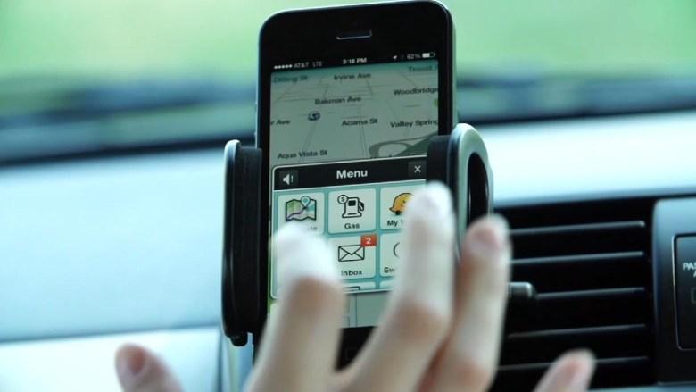 GPS Navigation app Like Waze