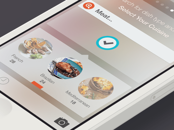 MOBILE APP FOR MEAL