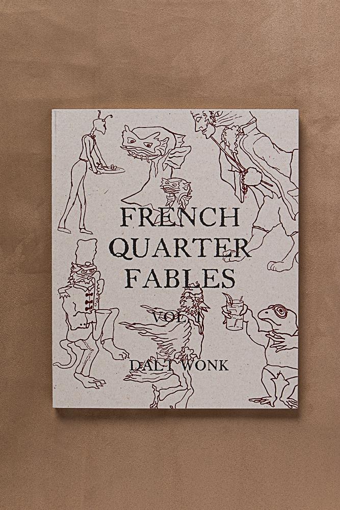 French Quarter Fables Vol. I