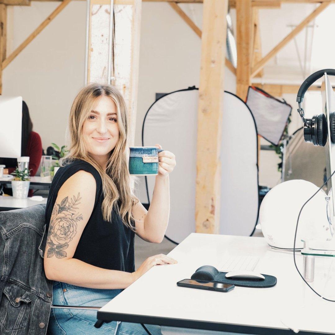 lunar creative CEO Jenna Balogh