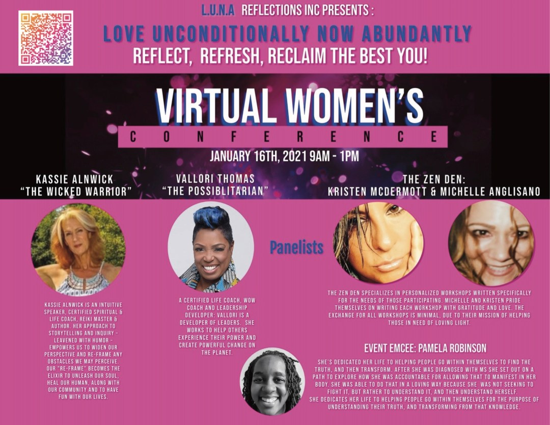 Virtual Women's Conference 20210-flyer