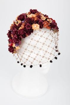 tocados florales 7