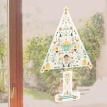 vinilos-navidenos-para-cristales-floral