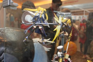 Fate Testarossa figures, both kid and adult ver.