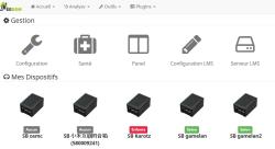Logitech Media Server - Jeedom