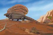 Early Permian Dinosaur