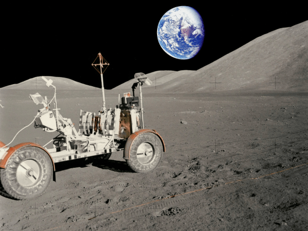 Buy Land On The Moon - International Lunar Land Registry ...