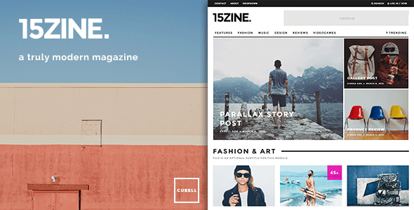 15zine-preview-blog-and-magazine-wordpress-theme