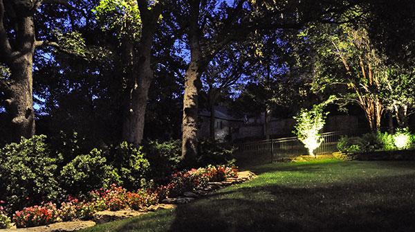 landscape lighting repair tulsa