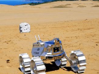 Hakuto Moon Rover (Photo)