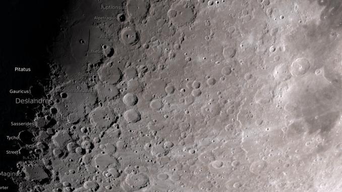 NASA Moon Phase Sample (Photo)