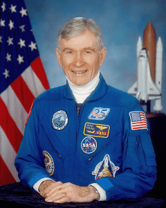 John Young (Space Shuttle Portrait)