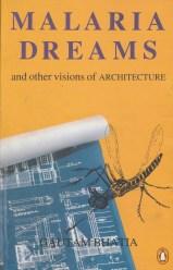 Malaria Dreams Cover. 1995. Pen and Ink.