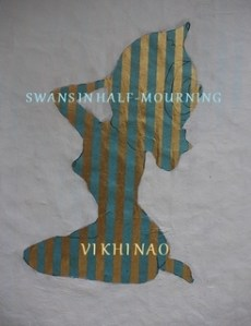 swans in half-mourning