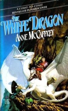 The White Dragon Book Cover