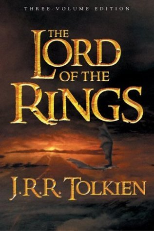 The Lord of the Rings Book Cover