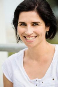 Portrait of Author Charlotte Nash