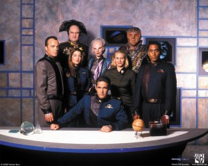 Season 1 cast of Babylon 5