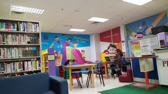 perpustakaan cheras