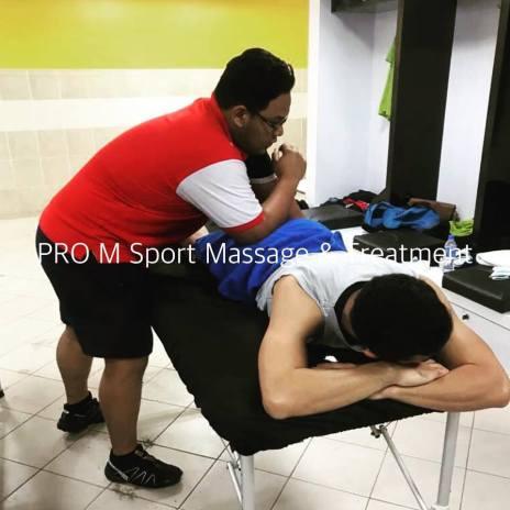 Urut sakit badan Kuala Lumpur