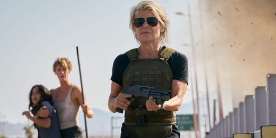 Review Filem Terminator Dark Fate
