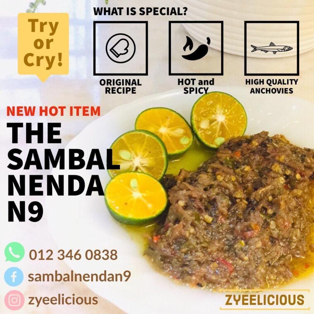 Resepi sambal ikan bilis cili padi-2