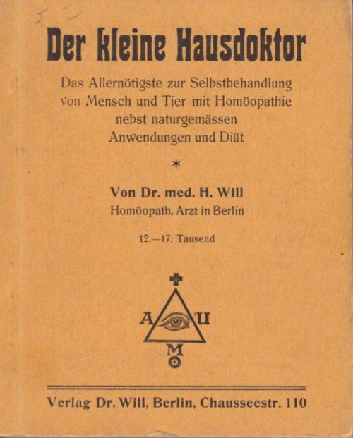Ärztewissen von 1927 über Impfungen, Krebs, Ernährung, Seele, Zucker, Salz, Kaffee usw.