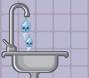 [:de]Ist Mineralwasser & Leitungswasser nur noch als Desinfektionsmittel verwendbar?[:]