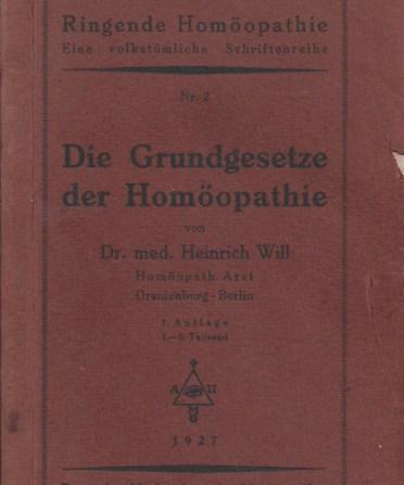 [:de]Dr.med.H.Will - Homöopathie vs. Schulmedizin - Insulin, Pocken Impfung, Malaria[:]